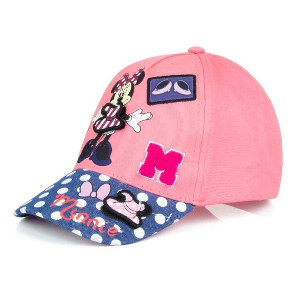 Minni Mus caps rosa