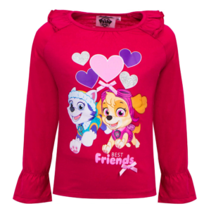 PawPatrol rysjegenser Best Friends