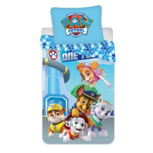Paw Patrol sengesett One team