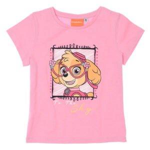 Paw Patrol tskjorte Sky rosa