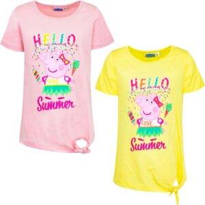 Peppa Gris Hello Summer tskjorter