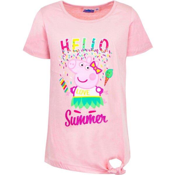 Peppa Gris Hello summer