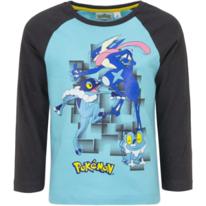 Pokémon blå svart