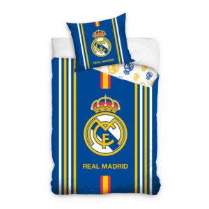 Real Madrid sengesett blå
