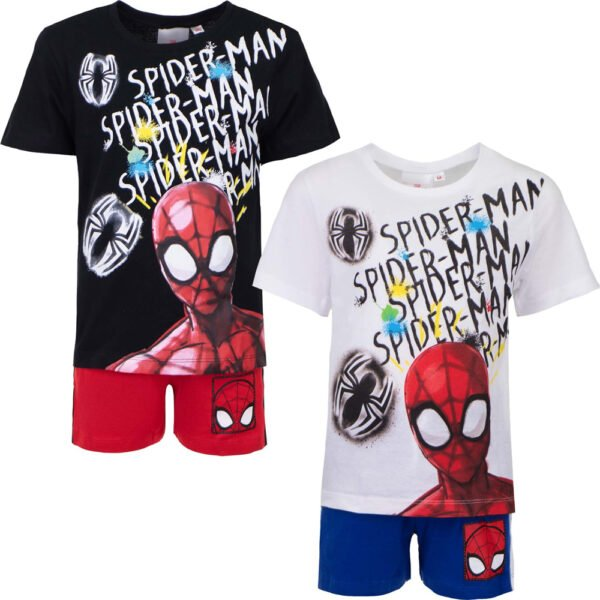 Spiderman sett
