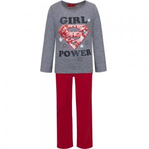 Supergirl_girlpower_redgrey