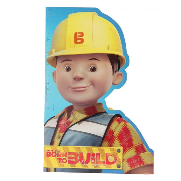 Byggmester Bob bursdagskort