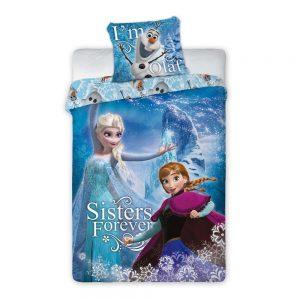 Frost sengesett, Elsa og Anna