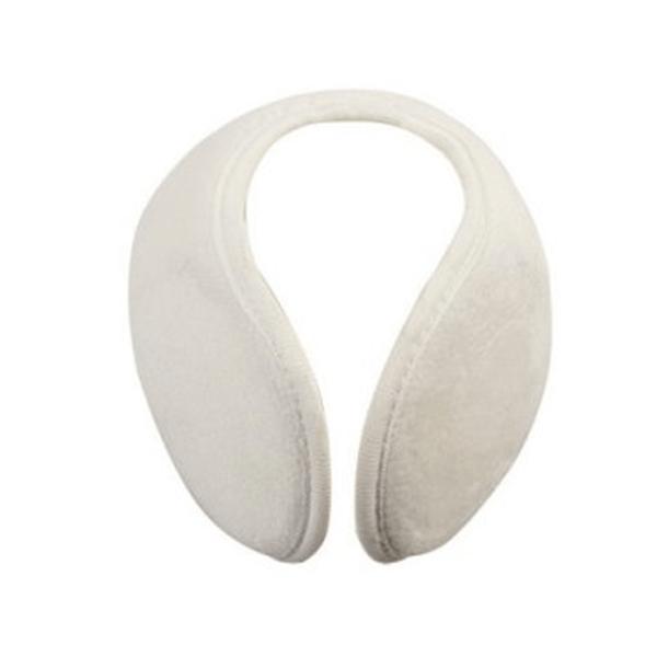 sporty ørevarmere hvit