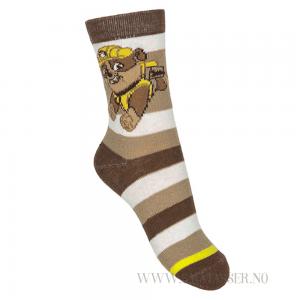 paw patrol sokker rubble