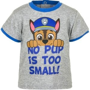paw patrol t-skjorte chase