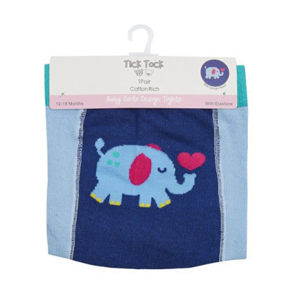 Strømpebukse elefant